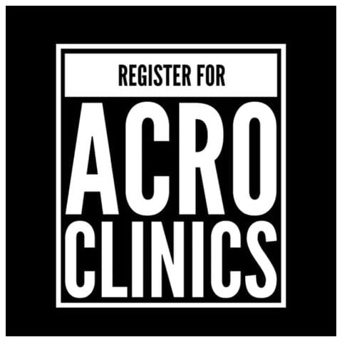 Register for Acro Clinics at ViBE