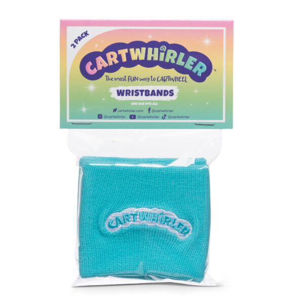 CARTWHIRLER™ Blue Wristband